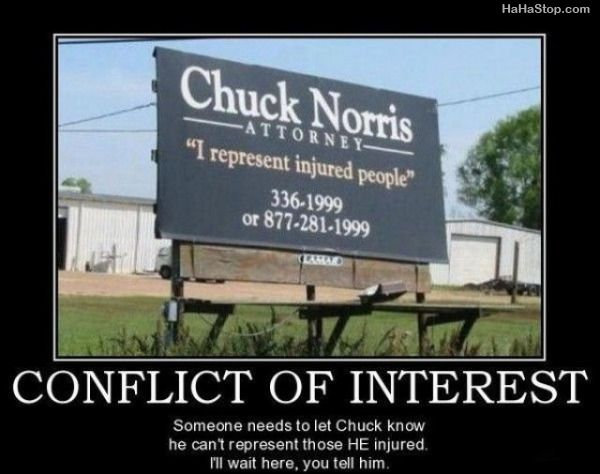 Interessenkonflikt
