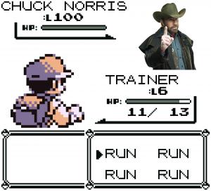 PokemonBattleChuckNorris